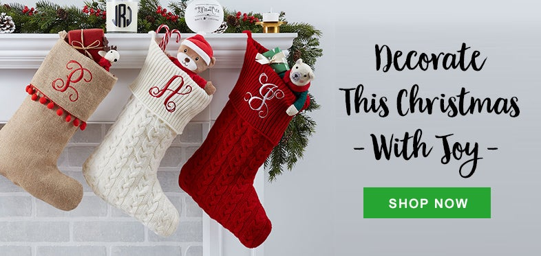 Decorate This Christmas With Joy